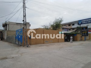 3.5 Kanal Commercial Building For Rent In Manzoor Colony Main Road Near 47 Pull Sargodha