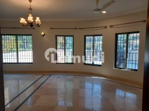 Prime Location House For Rent Sector F7