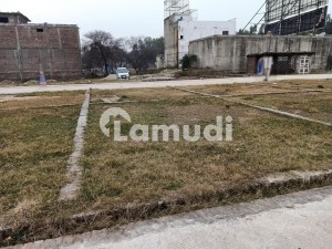 2 Marla Commercial Plot Is Available For Sale In Gujrat Bypass