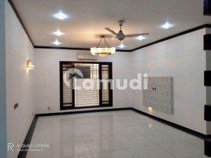 500 Sq Yard Modern Style Slightly Used Bungalow For Rent