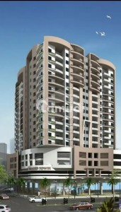 Remmco Tower Brand New 3 Bedrooms Drawing Dinning Flat For Rent