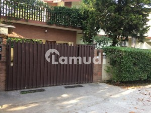 1 Kanal Luxury House For Rent In The Most Secure Locality In Race Course Rawalpindi