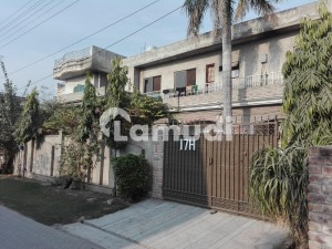 1 Kanal House In Central Marghzar Officers Colony For Sale