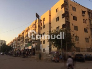 Perfect 700  Square Feet Flat In Gulistan-E-Jauhar For Sale