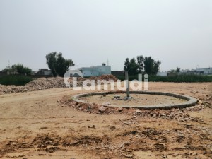 Plot For Sale In Zarak Gardens