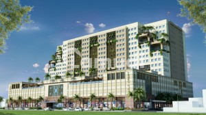 Dha Gold Crest 1bad Apartment For Sale 879 Sqft