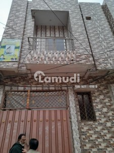 675  Square Feet House In Stunning Shadab Colony Is Available For Sale