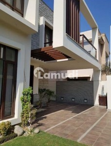 Defence Phase VI Brand New 500 Sq Yard Top Quality Modern House