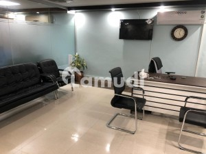 Property Connect Offers Renovated 1500 Square Feet Prime Location Office Available For Sale In Blue Area Best For Investors