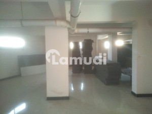 Centrally Located Office In Nazimabad Is Available For Rent