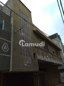 Become Owner Of Your House Today Which Is Centrally Located In Gulberg Town In Karachi