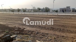 10 Marla Back Open Boulevard Category Plot Urgent For Sale