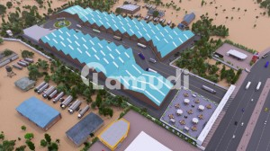 9000  Square Feet Warehouse In Mauripur Road Best Option