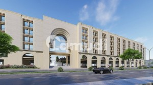 Flat On 5th Floor  For Sale In Business Hub