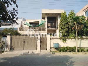 1 Kanal House Is Available For Sale In Canal View