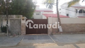 Bungalow Available For Rent In Dha Phase V