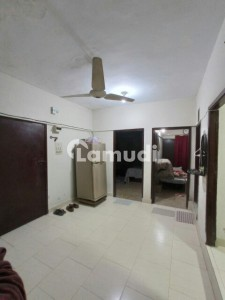 2 Bed Tv Lounge Flat In North Nazimabad Block M