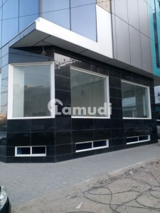 Defence Phase 2 Ext Brand New Spacious 3 Side Corner 2000 Ground And 2000 Basement For Rent