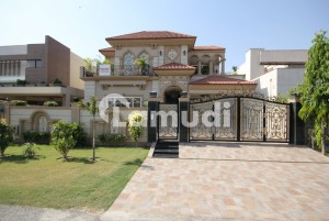 1 Kanal Brand New Owner Build Spanish Bungalow For Sale In Dha Phase 8