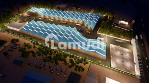 Spacious 11700  Square Feet Warehouse Available For Sale In Kemari Town