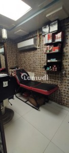 Shop For Sale With Barber Setup Gulistan-e-Jauhar - Block 4