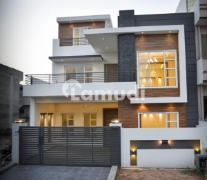 Double Storey 7 Marla House For Sale On 2 Years Of Easy Installments In Gulberg Greens Islamabad