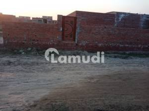 1125  Square Feet Residential Plot Is Available For Sale In Multan Road