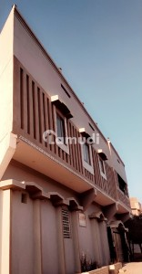 181 Yrds Corner Ground Plus 2 Storey House Available For Sale In Saddi Town Block 4