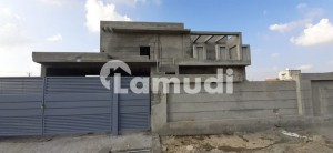 Grey Structure For Sale 500 Sq Yards Chinar Bagh Lahore