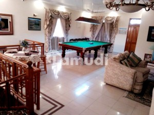 Well Maintain Furnished Architectural House For Sale