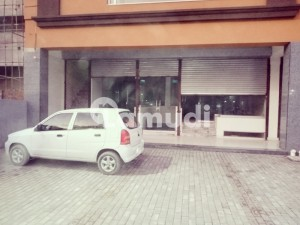 Brand New Shop Available For Rent In K.b Colony.