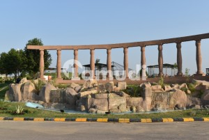 6 Marla Commercial Plot For Sale On Drive Way 1 Grand City Kharian