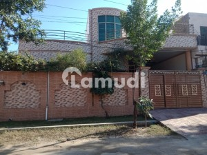 10 Marla House Available In 14 Block Jauharabad Opposite Girls Government High School