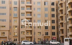 2 Bed Super Lluxury Road Face Apartment Available With The Prime View Of Bahria Town Karachi