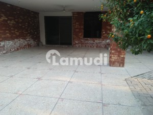2 Kanal House Available For Rent In Wapda Town Lahore