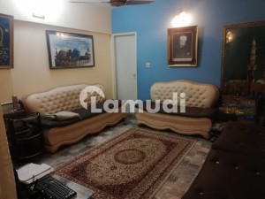 Gorgeous 1450  Square Feet Flat For Sale Available In Gulshan-E-Iqbal Town