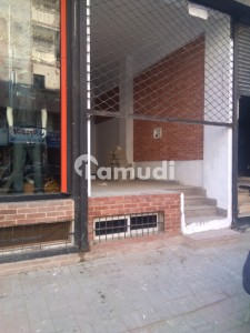 Dha Defence Karachi Phase 6 Bukhari Commercial Shop Available For Rent