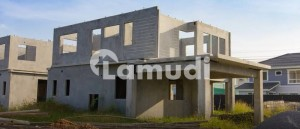 Grey Structure House Is Up For Sale On Khayaban E Sahil