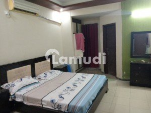 1 Bedrom Furnihsed Flat For Rent In Qj Heights