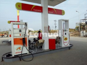 7 Kanal Petrol & CNG Pump For Sale