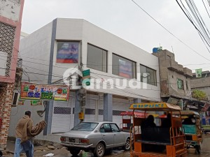 Gorgeous 6 Marla Building For Sale Available In Khawaj Ghan Road
