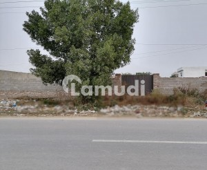 Bhimber Road 81 Marla Commercial Plot Up For Sale