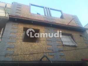 A West Open House Is Available For Sale In Sector 5 C 3 North Karachi