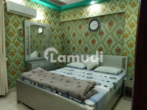 DHA Bukhari Commercial Tastefully Furnished Studio Apartment On Rent