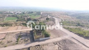 Gorgeous 4 Marla Commercial Plot For Sale Is Available In Adiala Road