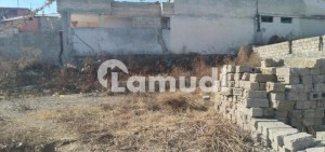 8 Marla Residential Plot Available For Sale