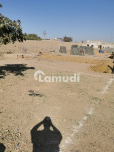 2718  Square Feet Commercial Plot In Central Bin Qasim Town For Sale