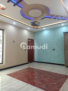 Luxury Brand New Triple Storey House Available At Prime Location Nearest To Market & Masjid