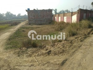 Commercial Plot Is Available For Sale In Manak, near Narowal