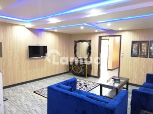 1  Bed Luxury Furnished Flat For For Rent In Jasmine Sector C Bahria Town Lahore